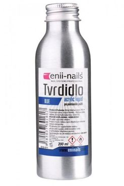 Enii-nails Tvrdidlo modré 200 ml