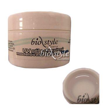 Biostyle UV gél na nechty 2. fáza, priesvitný modelovací 5ml, 15ml, 30ml, 50 ml
