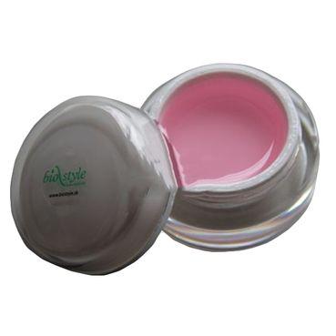 Biostyle UV Gel na nechty pink, jednofázový 50 ml