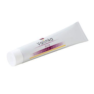 Valinka biela kozmetická vazelína, v tube 100 ml