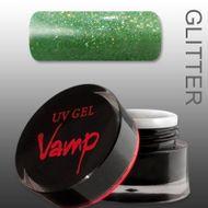 Vamp farebný gél 811 Oasis, Glitter Collection