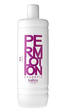 Kallos Perm lotion 2- voda na trvalú na farbené vlasy 500ml