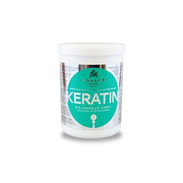Kallos Keratin - maska na vlasy s keratínom 1000ml