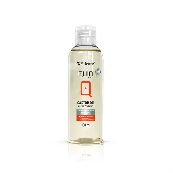 Ricínový olej Quin 100ml - Produkty pre gelové nechty 33c2753b6d5